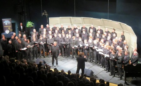 Preisträgerkonzert in der Hall for Cornwall